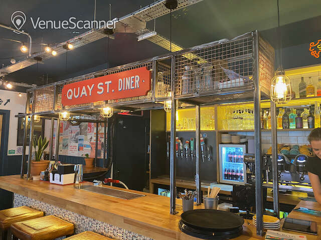 """Hire Quay Street Diner """"Wave Room"""" The Wave Room 1"""