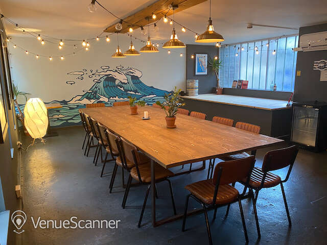 """Hire Quay Street Diner """"Wave Room"""" The Wave Room 5"""