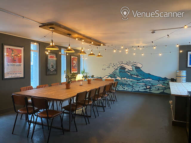 """Hire Quay Street Diner """"Wave Room"""" The Wave Room 3"""