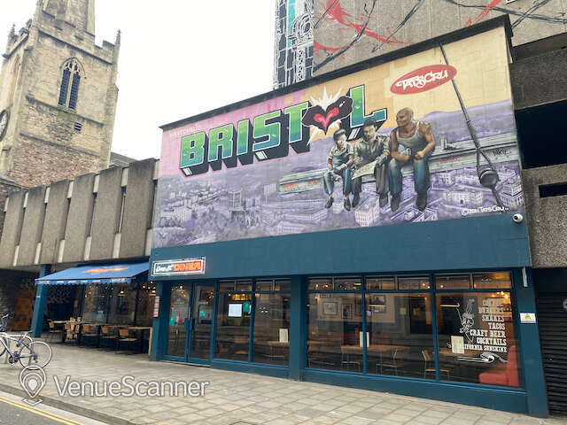 """Hire Quay Street Diner """"Wave Room"""" The Wave Room 4"""