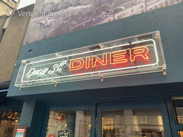 """Hire Quay Street Diner """"Wave Room"""" The Wave Room 12"""