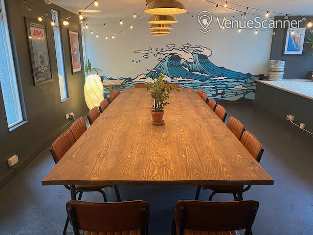 """Hire Quay Street Diner """"Wave Room"""" The Wave Room 11"""