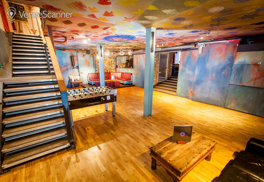 Hire Strongroom Bar & Kitchen Exclusive Hire 2