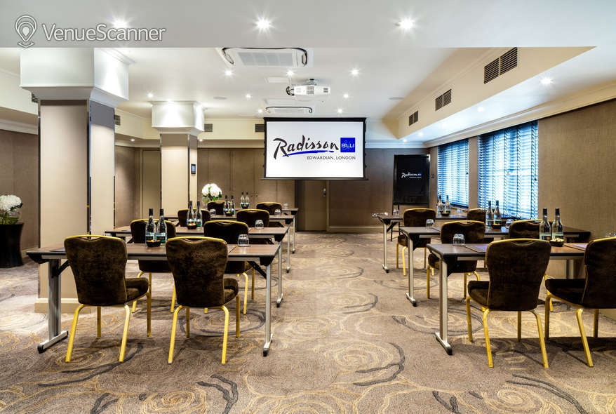 Hire Radisson Blu Edwardian, Kenilworth Private Suite 9 And 10 1