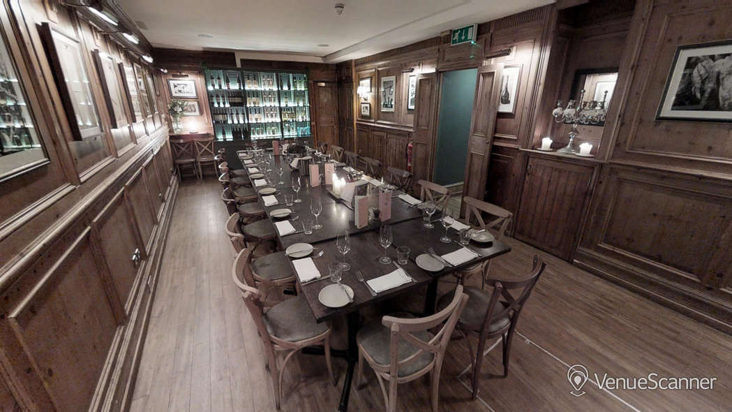 Hire Brasserie Blanc Chancery Lane Private Dining Room 1
