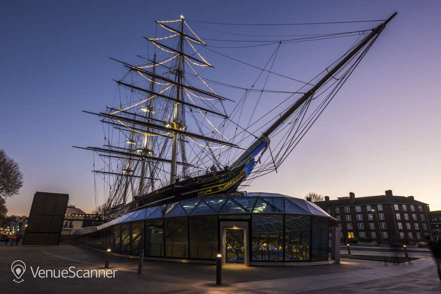 Hire Cutty Sark Greenwich Exclusive Christmas Party 3