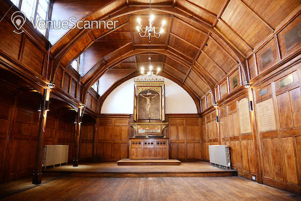 Hire Oxford House In Bethnal Green Victorian Chapel 3