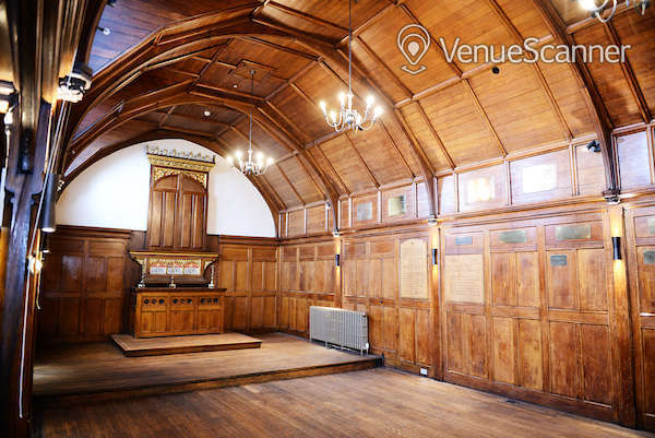 Hire Oxford House In Bethnal Green Victorian Chapel 1