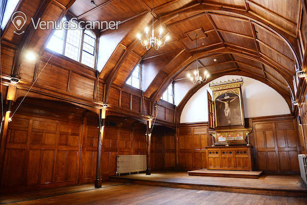 Hire Oxford House In Bethnal Green Victorian Chapel 4