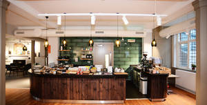 Oxford House In Bethnal Green, Cafe