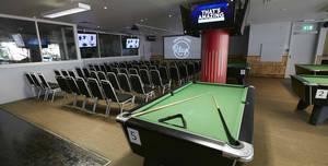Rileys Haymarket, Games Room
