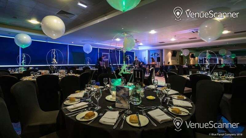 Hire Hampden Park Stadium Nevis Suite 1