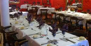 Merchants Restaurant, Dining Room