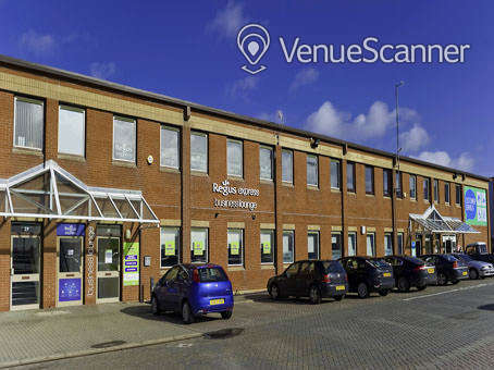 Hire Regus Express Edinburgh Fort Kinnaird Craigcrook 2