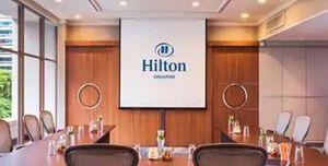 Hire Hilton Singapore VISTA ROOM