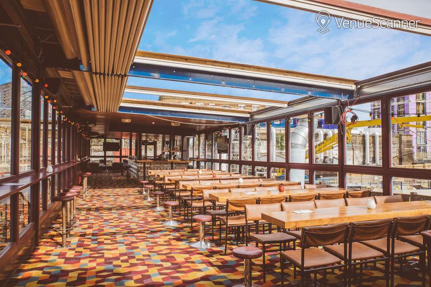Hire Dinerama Full Venue Exclusive 21
