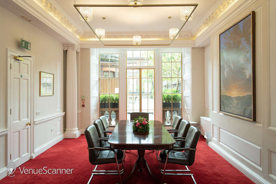 Hire Arab-British Chamber Of Commerce Venue The Ruby Salon 1