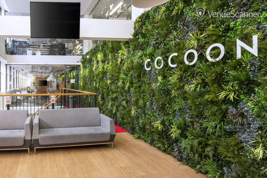 Hire Cocoon Global Cocoon Event Space  23