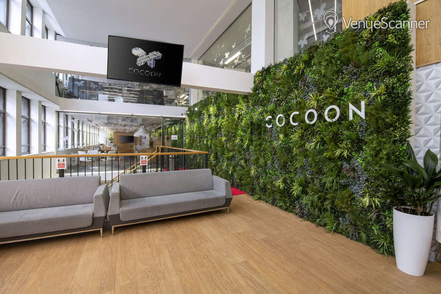Hire Cocoon Global Cocoon Event Space  22
