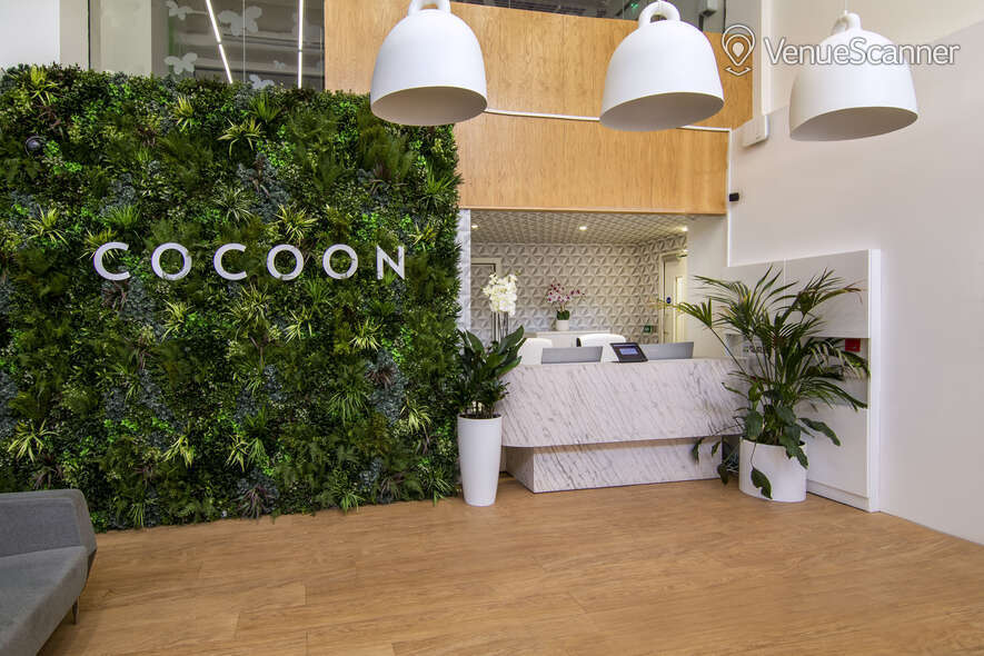 Hire Cocoon Global Cocoon Event Space  21