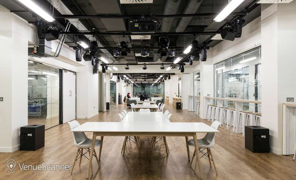 Hire Cocoon Global Cocoon Event Space  20