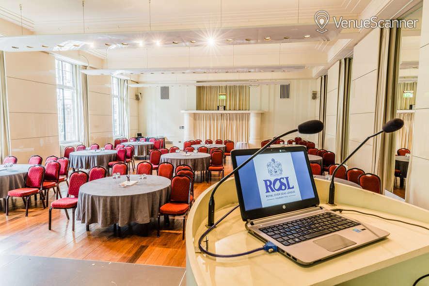 Hire Royal Over Seas League Rosl The Princess Alexandra Hall