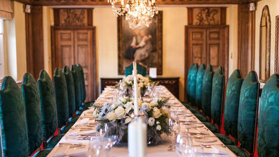 Fortnum & Mason Private Dining, The Boardroom