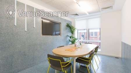 Hire The Office Group Angel Square Meeting Room 6