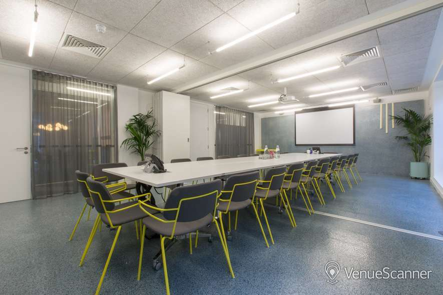 Hire The Office Group Angel Square Meeting Room 1 & 2