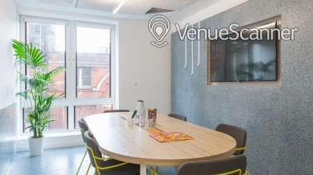 Hire The Office Group Angel Square Meeting Room 5
