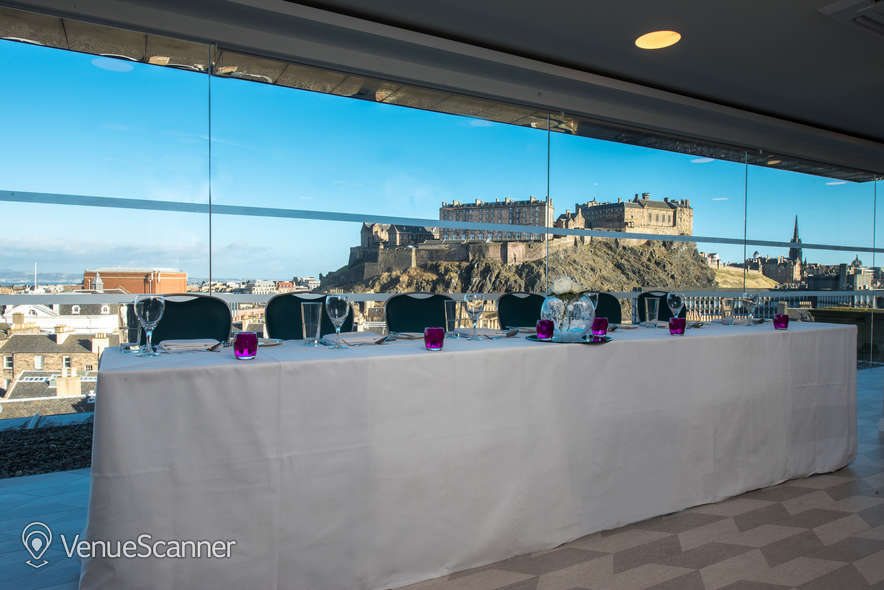 Hire Doubletree By Hilton Edinburgh City Centre The Penthouse / Skybar 21