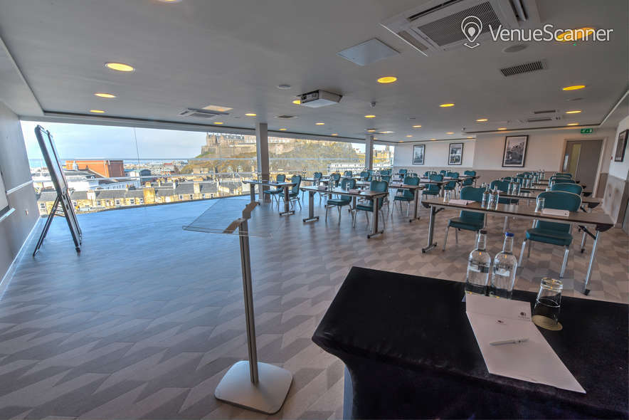 Hire Doubletree By Hilton Edinburgh City Centre The Penthouse / Skybar 8