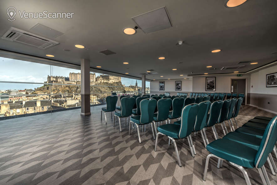Hire Doubletree By Hilton Edinburgh City Centre The Penthouse / Skybar 13