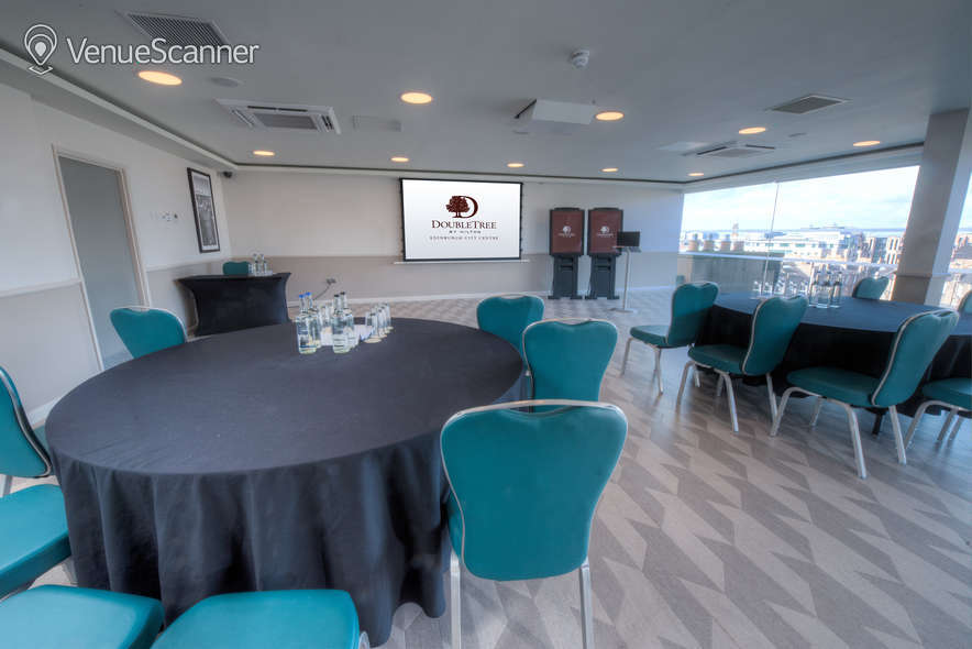 Hire Doubletree By Hilton Edinburgh City Centre The Penthouse / Skybar 4