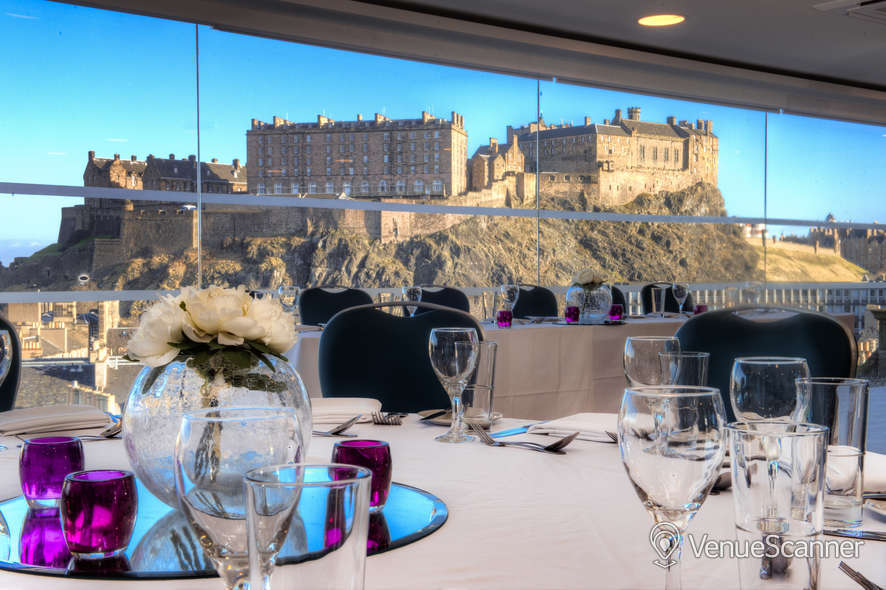 Hire Doubletree By Hilton Edinburgh City Centre The Penthouse / Skybar 25