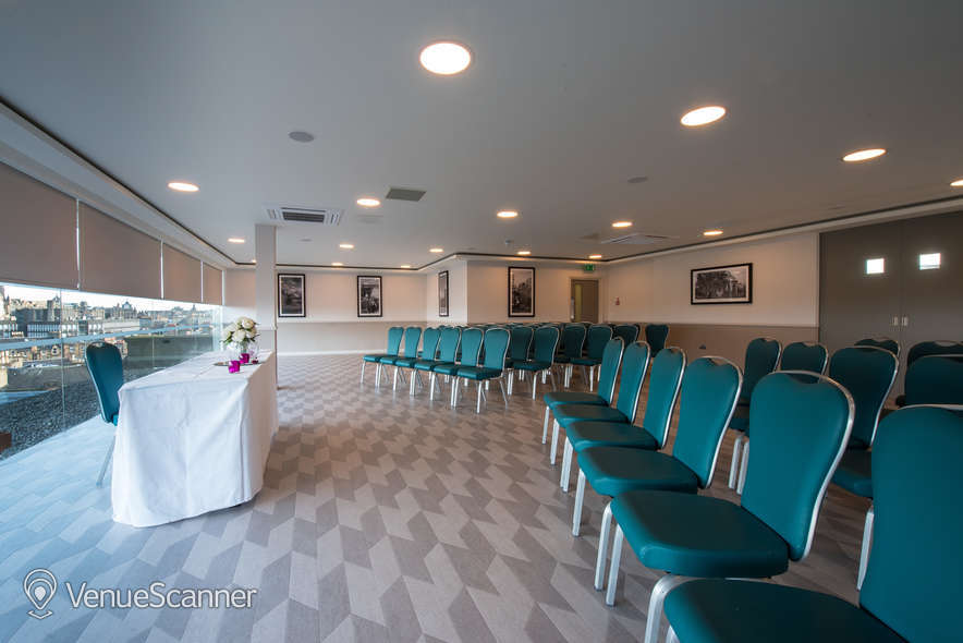 Hire Doubletree By Hilton Edinburgh City Centre The Penthouse / Skybar 12