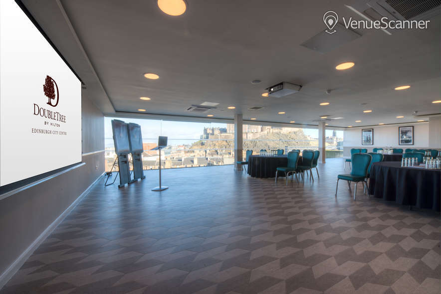 Hire Doubletree By Hilton Edinburgh City Centre The Penthouse / Skybar 10