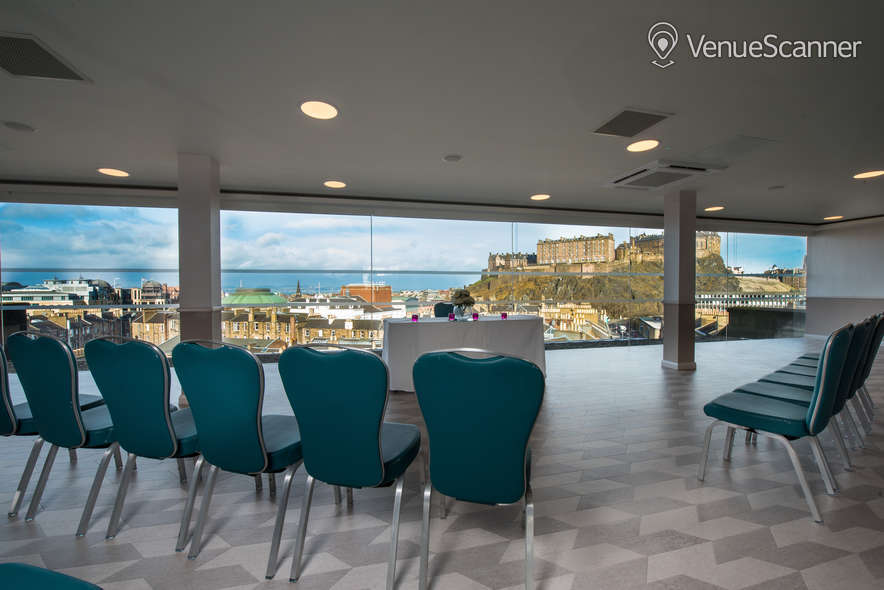 Hire Doubletree By Hilton Edinburgh City Centre The Penthouse / Skybar 15