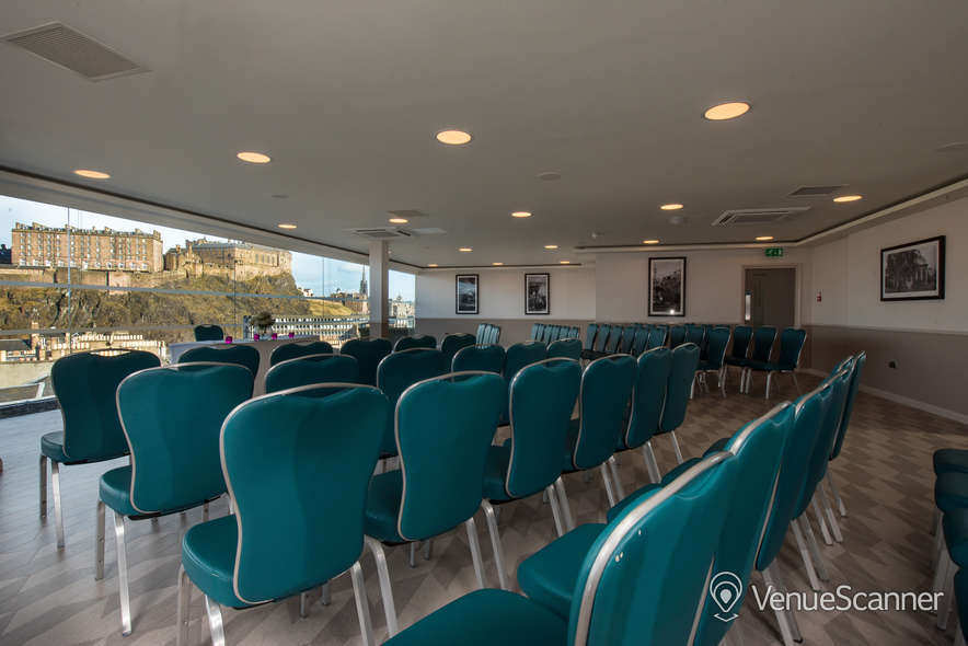 Hire Doubletree By Hilton Edinburgh City Centre The Penthouse / Skybar 14