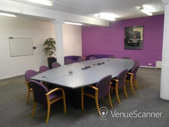Hire Bizspace - The Pentagon Centre, Glasgow Meeting Room 310