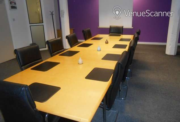 Hire Bizspace - The Pentagon Centre, Glasgow Meeting Room 310 2