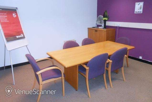 Hire Bizspace - The Pentagon Centre, Glasgow Small Meeting Room