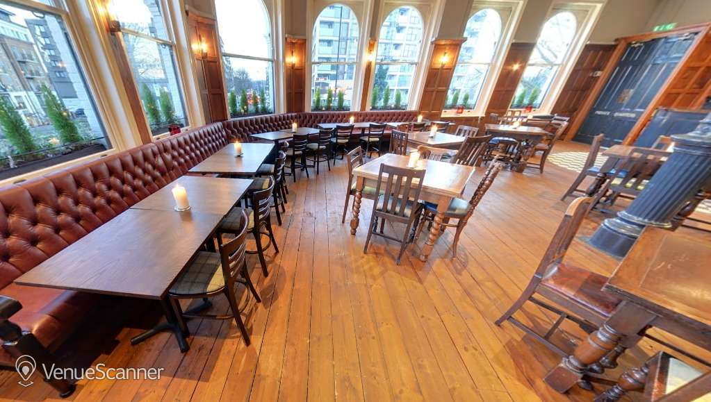 Hire The Hand And Flowers Function Room 1