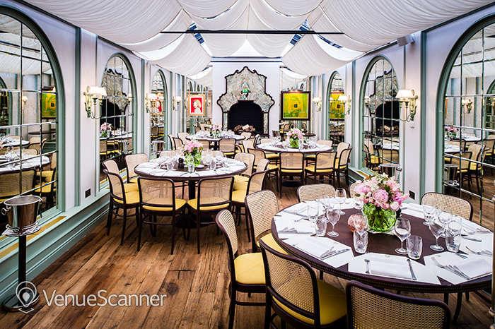Hire Daphne's Restaurant Exclusive Hire