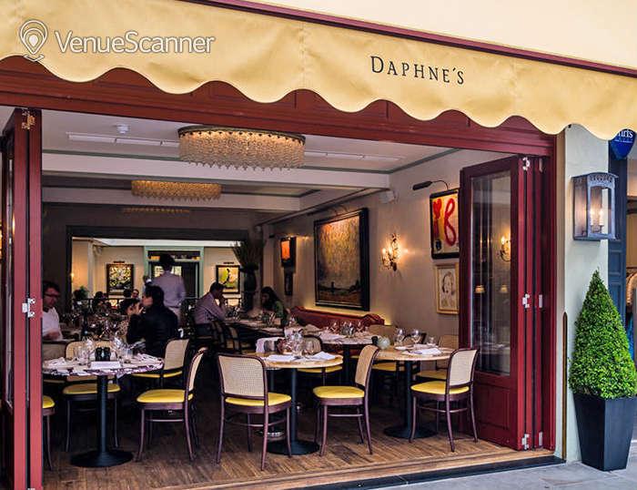 Hire Daphne's Restaurant Exclusive Hire 3