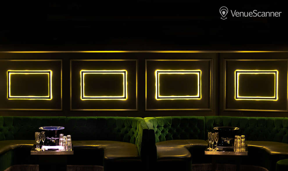 Hire Maddox Club & Pucci Mayfair The Green Room 2