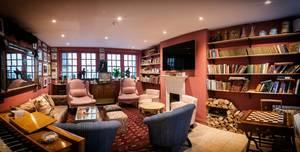 Jak's Mayfair, Blue & Red Lounge