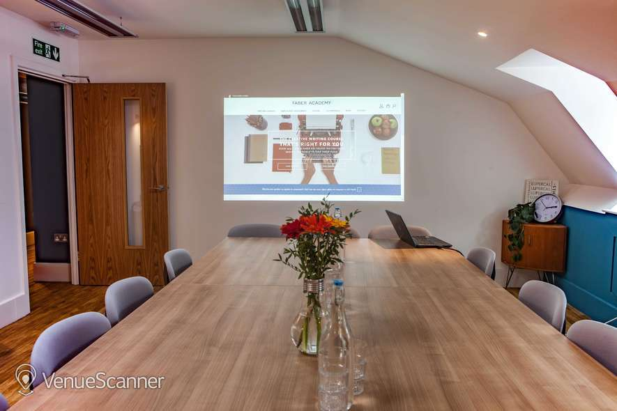 Hire Faber Creative Spaces Lupercal Meeting Room 2
