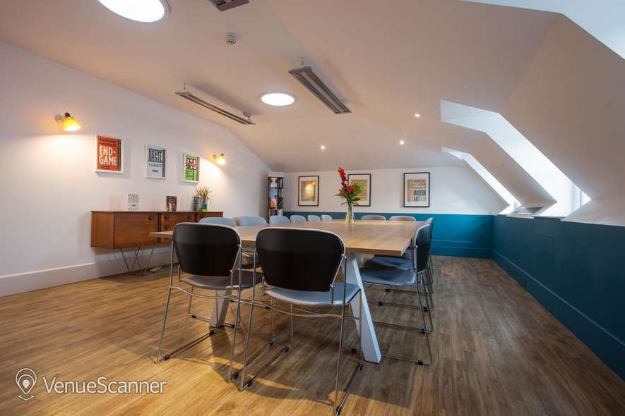 Hire Faber Creative Spaces Ariel Meeting Room 1
