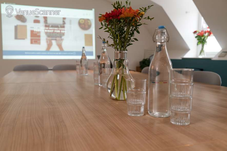 Hire Faber Creative Spaces Lupercal Meeting Room 4